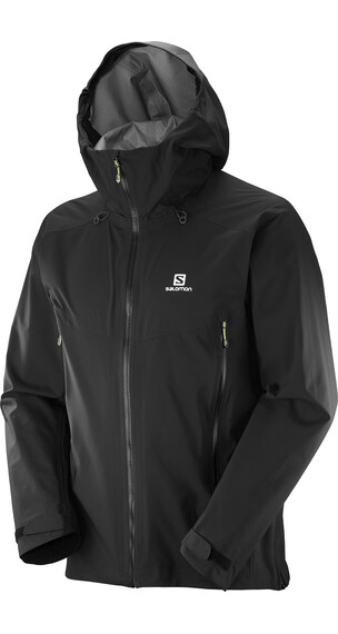 Salomon M's X Alp 3L Jacket Black